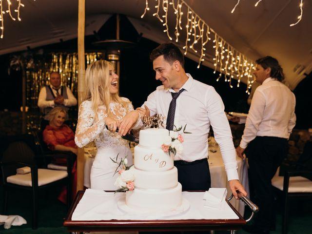 La boda de Dani y Andrada en Santa Eularia Des Riu, Islas Baleares 67