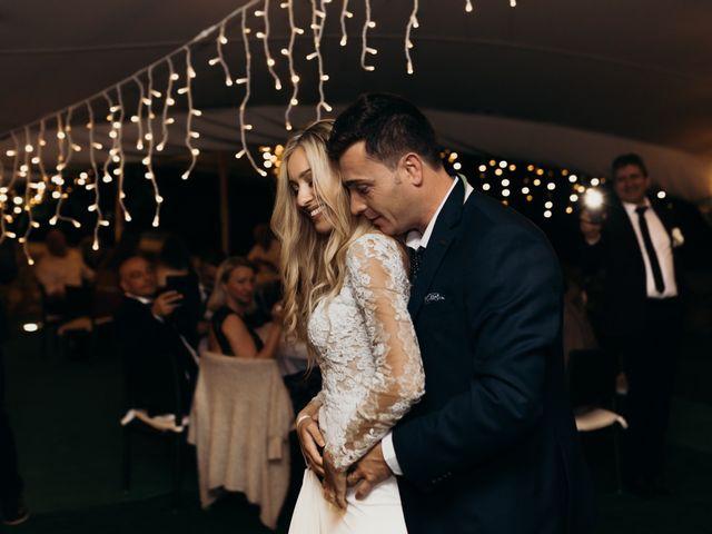 La boda de Dani y Andrada en Santa Eularia Des Riu, Islas Baleares 70