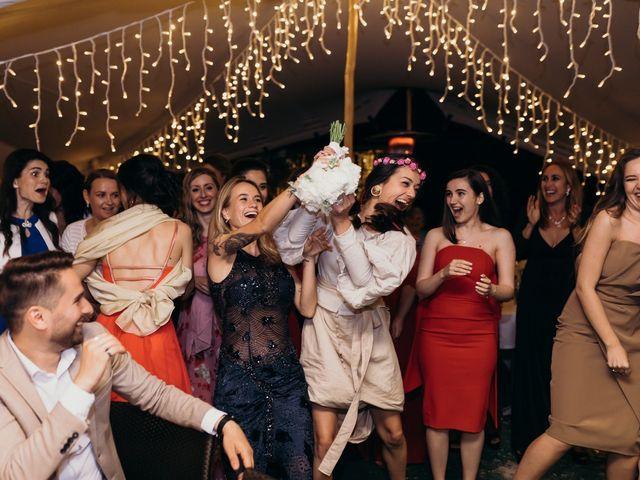 La boda de Dani y Andrada en Santa Eularia Des Riu, Islas Baleares 72