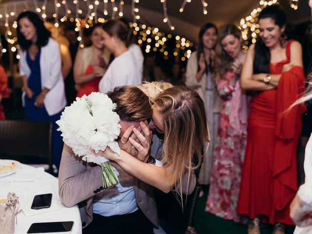 La boda de Dani y Andrada en Santa Eularia Des Riu, Islas Baleares 73