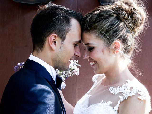 La boda de Lidia y Moises en Pineda De Mar, Barcelona 33