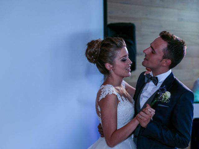 La boda de Lidia y Moises en Pineda De Mar, Barcelona 38