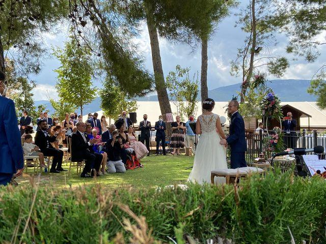 La boda de Irene y Esteban
