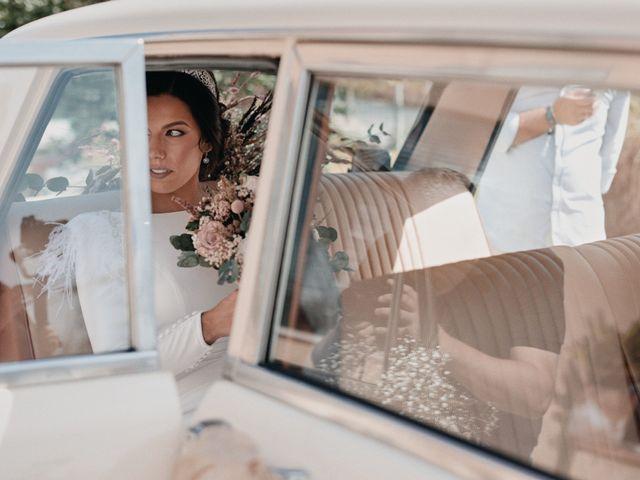 La boda de Silvia y Alejandro en Utrera, Sevilla 27