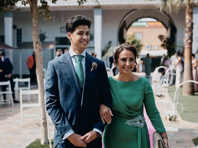 La boda de Silvia y Alejandro en Utrera, Sevilla 30