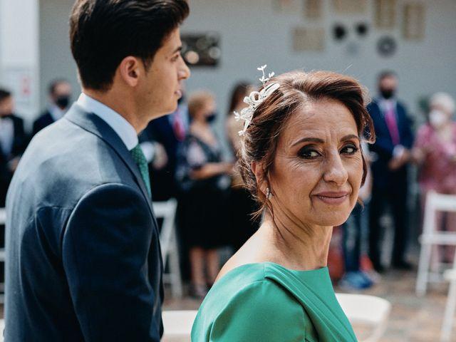 La boda de Silvia y Alejandro en Utrera, Sevilla 31