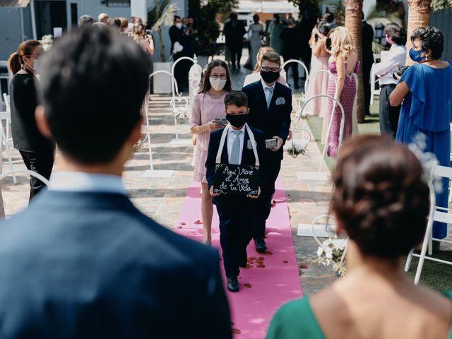 La boda de Silvia y Alejandro en Utrera, Sevilla 32