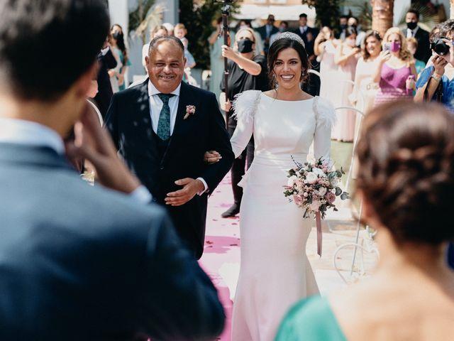 La boda de Silvia y Alejandro en Utrera, Sevilla 33