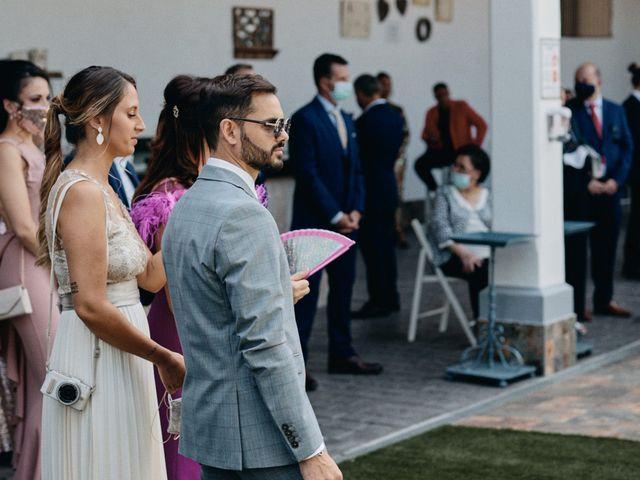 La boda de Silvia y Alejandro en Utrera, Sevilla 35