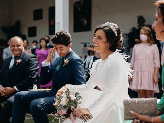 La boda de Silvia y Alejandro en Utrera, Sevilla 36