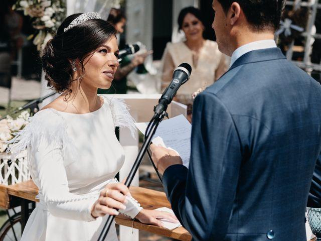 La boda de Silvia y Alejandro en Utrera, Sevilla 42