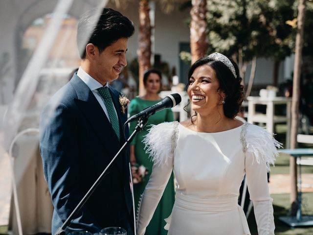 La boda de Silvia y Alejandro en Utrera, Sevilla 46