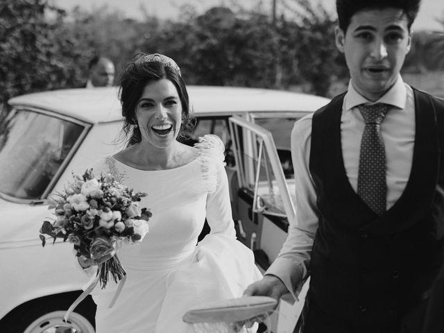 La boda de Silvia y Alejandro en Utrera, Sevilla 57
