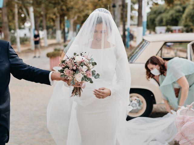 La boda de Silvia y Alejandro en Utrera, Sevilla 67