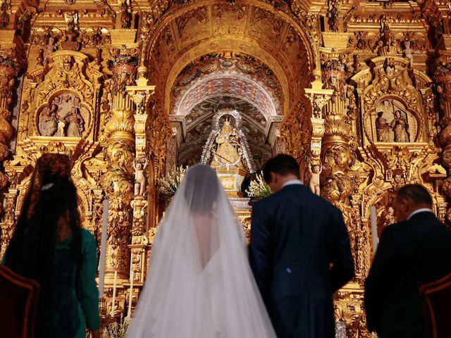La boda de Silvia y Alejandro en Utrera, Sevilla 70