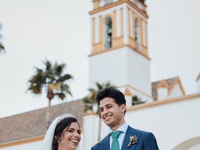 La boda de Silvia y Alejandro en Utrera, Sevilla 78
