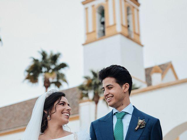 La boda de Silvia y Alejandro en Utrera, Sevilla 79