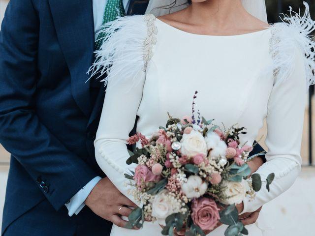 La boda de Silvia y Alejandro en Utrera, Sevilla 80