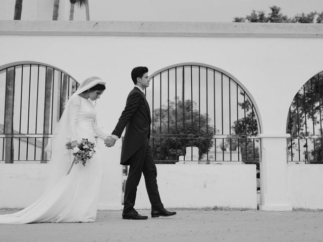 La boda de Silvia y Alejandro en Utrera, Sevilla 84
