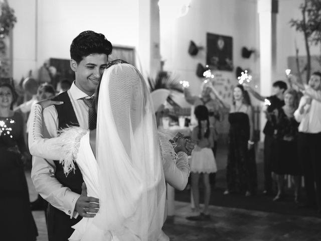 La boda de Silvia y Alejandro en Utrera, Sevilla 87
