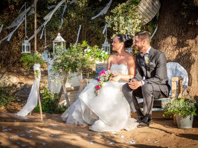 La boda de Pau y Cristina en Amposta, Tarragona 4