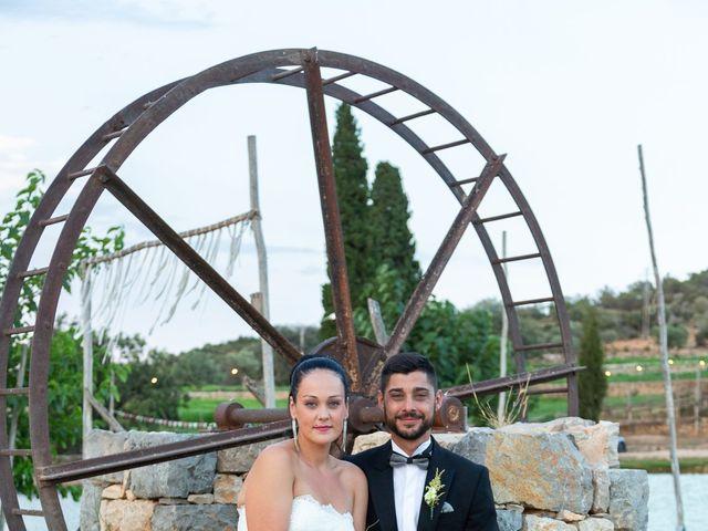 La boda de Pau y Cristina en Amposta, Tarragona 10