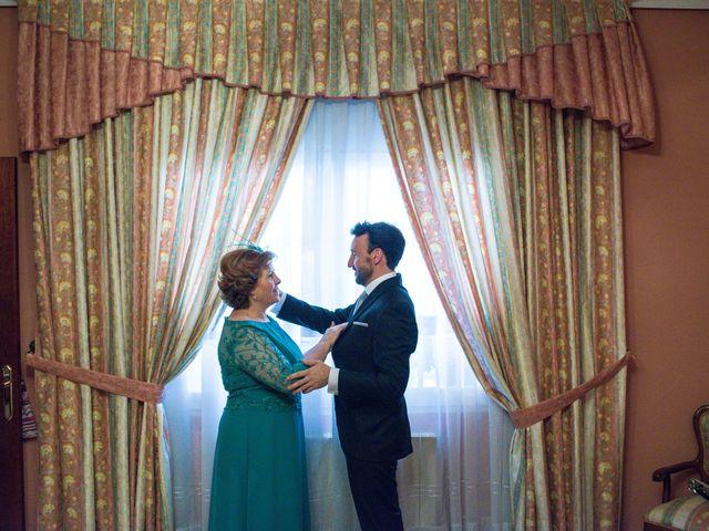 La boda de Ramón y Elena en La Villa De Don Fadrique, Toledo 7