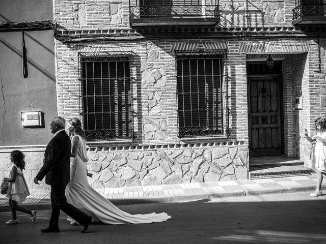 La boda de Ramón y Elena en La Villa De Don Fadrique, Toledo 25