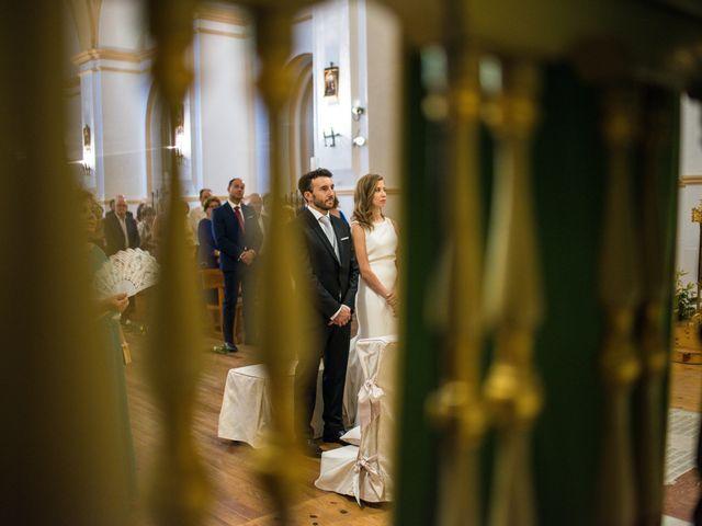 La boda de Ramón y Elena en La Villa De Don Fadrique, Toledo 29