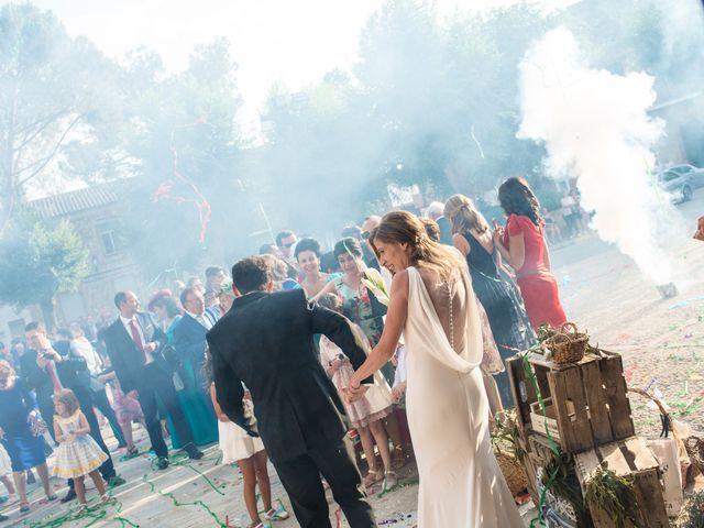 La boda de Ramón y Elena en La Villa De Don Fadrique, Toledo 33