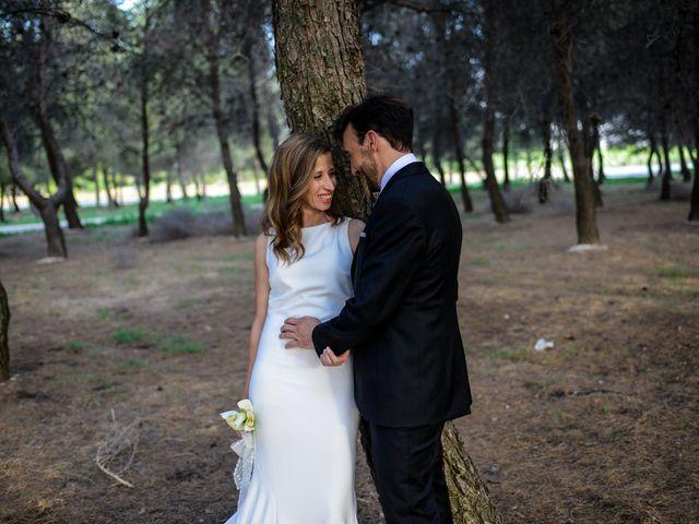 La boda de Ramón y Elena en La Villa De Don Fadrique, Toledo 36