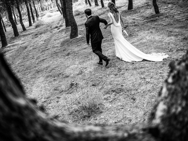 La boda de Ramón y Elena en La Villa De Don Fadrique, Toledo 38