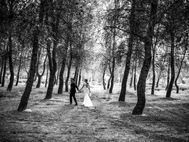 La boda de Ramón y Elena en La Villa De Don Fadrique, Toledo 39