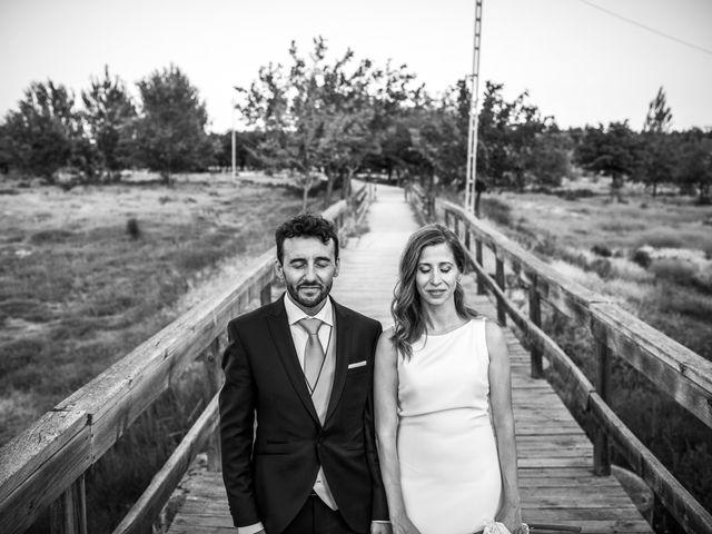 La boda de Ramón y Elena en La Villa De Don Fadrique, Toledo 1