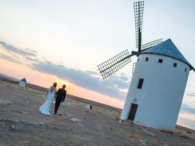 La boda de Ramón y Elena en La Villa De Don Fadrique, Toledo 41