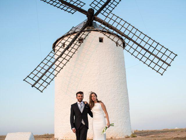 La boda de Ramón y Elena en La Villa De Don Fadrique, Toledo 42