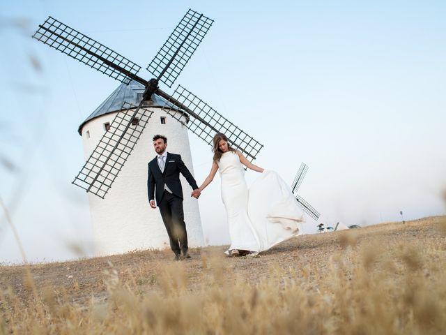 La boda de Ramón y Elena en La Villa De Don Fadrique, Toledo 2