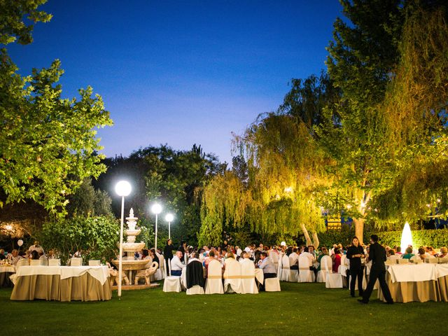 La boda de Ramón y Elena en La Villa De Don Fadrique, Toledo 44