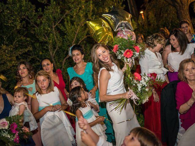 La boda de Ramón y Elena en La Villa De Don Fadrique, Toledo 45