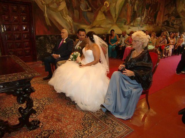 La boda de Manuel y Silvia en Las Palmas De Gran Canaria, Las Palmas 5