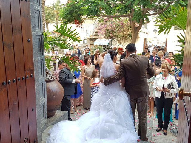 La boda de Manuel y Silvia en Las Palmas De Gran Canaria, Las Palmas 1