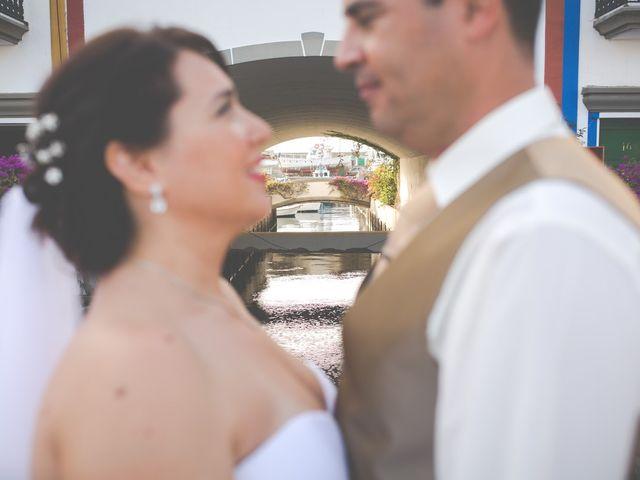 La boda de Manuel y Silvia en Las Palmas De Gran Canaria, Las Palmas 8