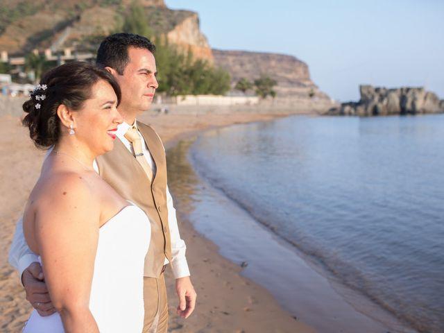 La boda de Manuel y Silvia en Las Palmas De Gran Canaria, Las Palmas 9
