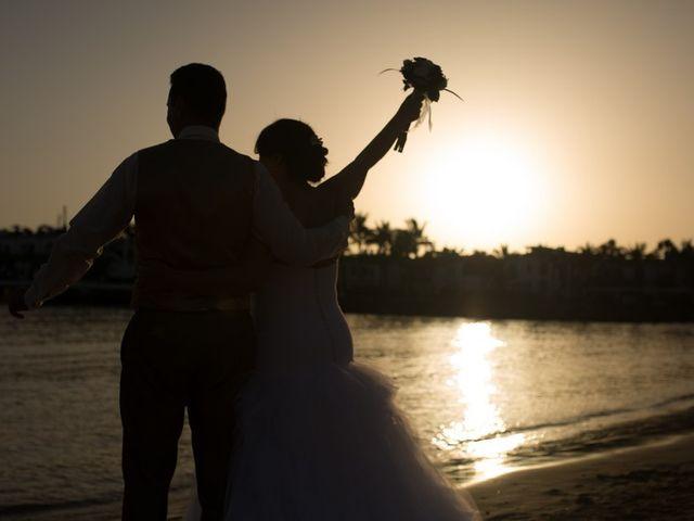 La boda de Manuel y Silvia en Las Palmas De Gran Canaria, Las Palmas 10