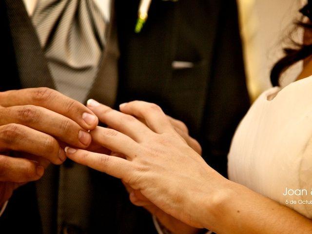 La boda de Joan y Esmeralda en Roda De Bara, Tarragona 1