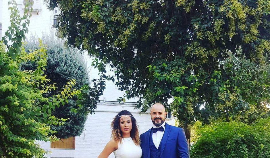 La boda de Antonio y Azahara en Peñarroya-pueblonuevo, Córdoba