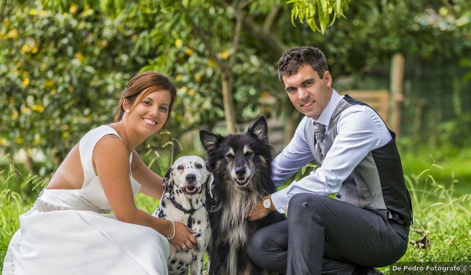 La boda de Iñigo y Janire en Durango, Vizcaya