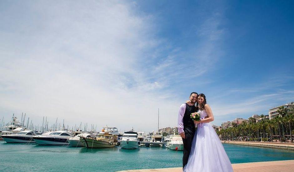 La boda de Jose y Verónica en Alacant/alicante, Alicante