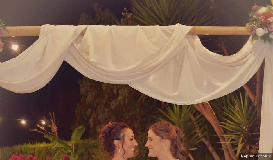 La boda de Eva y Sabri en Málaga, Málaga