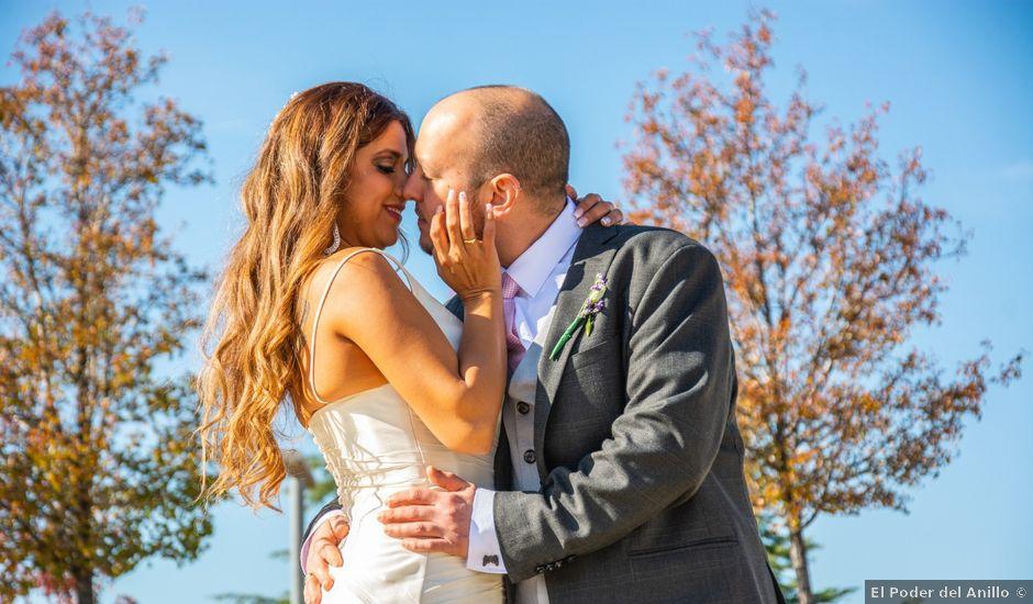 La boda de Rubén y Angella en Madrid, Madrid